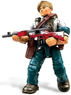 Mega Construx Call of Duty WWII Resistance Fighter