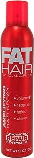 amplifying hair spray