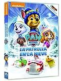 Paw Patrol 17: La Patrulla En La Nieve [DVD]