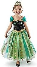 princess anna green dress