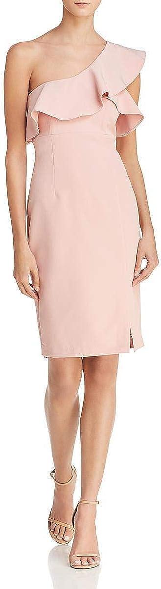 Bardot Women's Petite Ruffle Dress