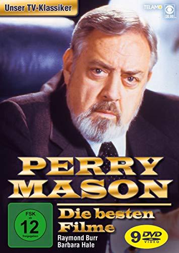 Perry Mason - Die besten Filme 1 [9 DVDs]