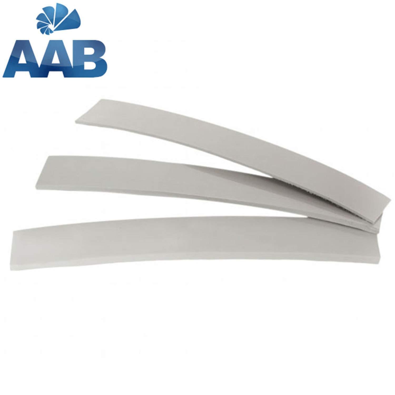 AAB Cooling Thermopad 20x130x1 2,4W//mK CPU // GPU Sustituci/ón de una Pasta Termica Para Disipadores PC Adhesivo Termico Masa Termica Pad Termico Thermal Pad de Alta Calidad