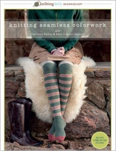 Knitting Seamless Colorwork with Courtney Kelley and Kate Gagnon Osborn Knitting Daily Workshop product image