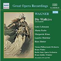 Wagner:Die Walkure Acts 1 & 2