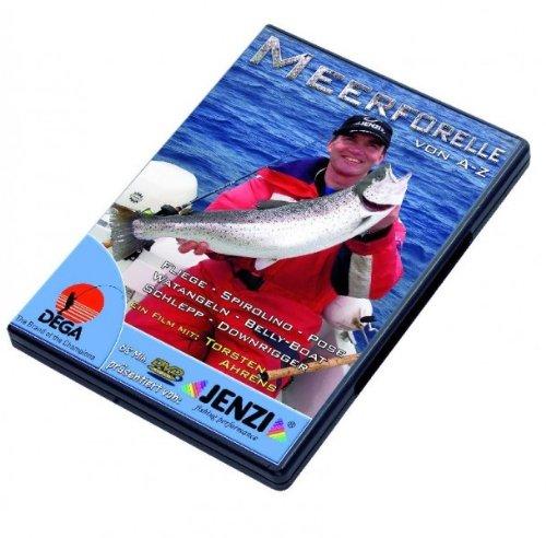 DVD MEERFORELLENANG. T. AHRENS