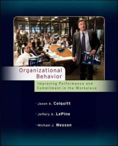 Best organizational behavior performance and commitment in the workplace for 2021
