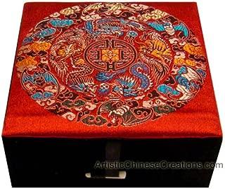Chinese Apparel / Chinese Gifts: Chinese Jewelry Box - Dragon