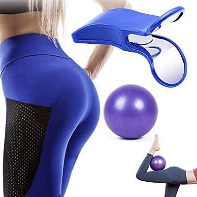 Amazon - Save 70%: KLOLKUTTA Hip Trainer for Buttocks Lifter, Super Kegel Exerciser Adjustable Tensi…
