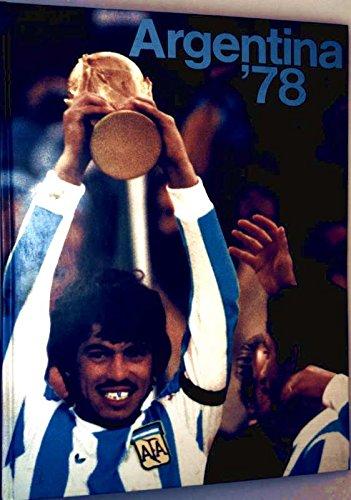 Fussball WM 78 Argentina.. Das