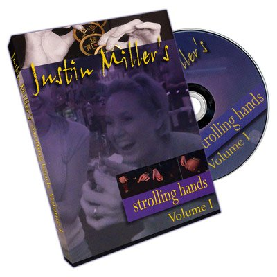 Strolling Hands Volume One by Justin Miller