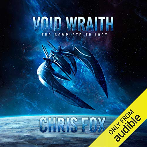 The Complete Void Wraith Trilogy cover art