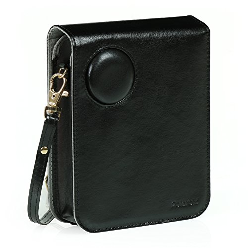 Polaroid - Custodia in similpelle (nera) per fotocamera digitale...