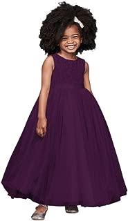 Heart Cutout Flower Girl/Communion Ball Gown Flower Girl/Communion Dress Style WG1400