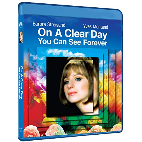 On a Clear Day You Can See Forever [USA] [Blu-ray]
