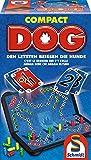 Schmidt Spiele 49216 Dog Compact, Familienspiel, bunt