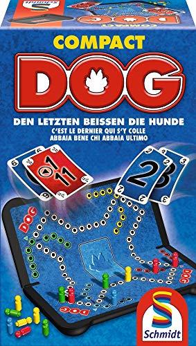 Schmidt - 49216 - Jeu de Plateau - Compact Dog