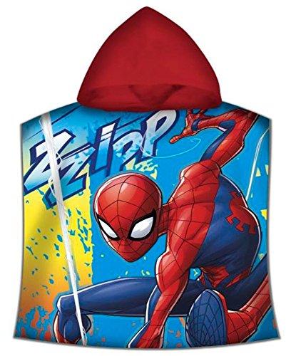 Disney Spiderman Poncho
