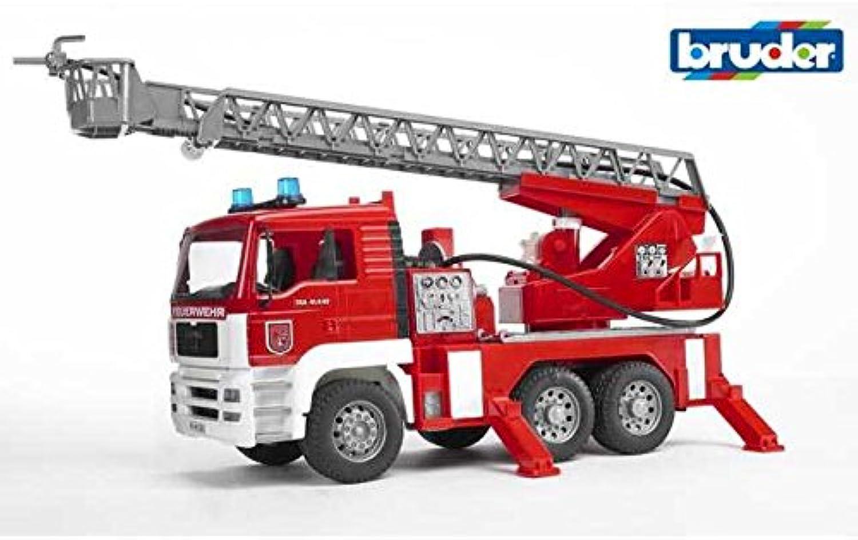 calidad garantizada LIBERAONLINE Man Camión Bomberos C C C Luces Sonidos Juguete Idea Regalo   AG17  mejor moda