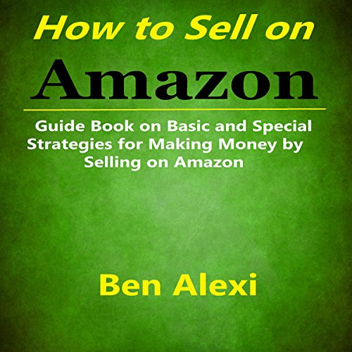 How to Sell on Amazon audiobook cover art
