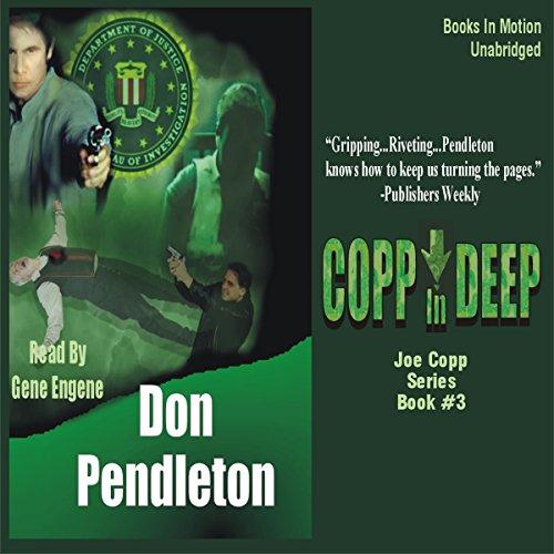 Copp in Deep audiobook cover art