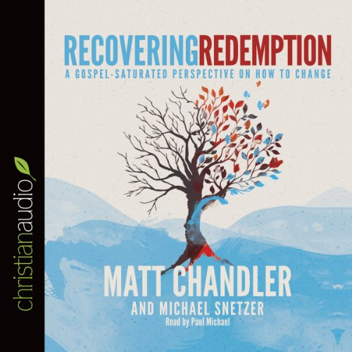 Recovering Redemption audiobook cover art