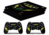 Skin Ps4 PRO - VALENTINO ROSSI THE GAME - limited edition DECAL COVER ADESIVA Playstation 4 Slim SONY BUNDLE - VINILE LUCIDO