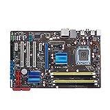 Newwiee Fit for ASUS P5QL Pro Placa Base del Servidor Placa Base para Juegos Placa Base DDR2 LGA 775 SATA II 16GB P43 Placas Base de Escritorio usadas