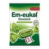 Dr. C Soldan Em-eukal Klassisch zuckerfrei, sugar free cough drops 75g - 2.65 Oz (sugarfree, 75gram)