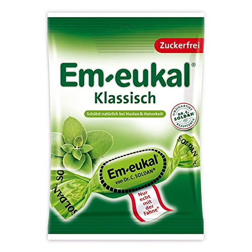 Em-eukal Bonbons Klassisch zuckerfrei, 75 g Snoepjes