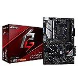 ASRock AMD Ryzen 3000シリーズ CPU(Soket AM4)対応 X570チップセット搭載 ATX マザーボード X570 Phantom Gaming 4