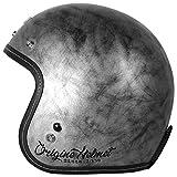 Origine Helmets - Casco para moto, modelo Primo XS plateado
