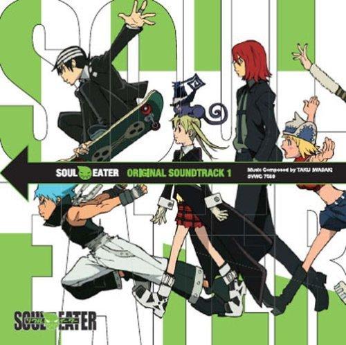 Soul Eater Original Soundtrack 1