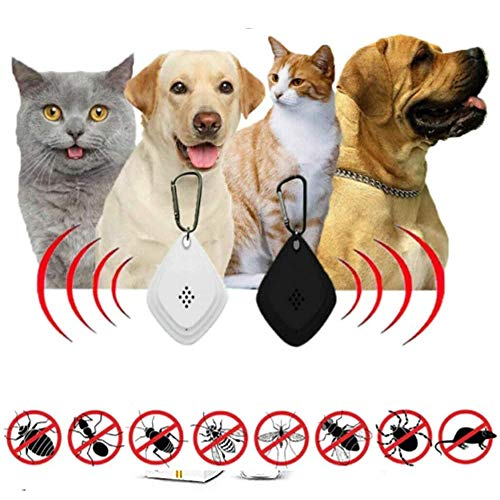 bester Test von ultraschall zeckenschutz fur hunde AETOSES 2020 Neues Ultraschall-Floh- und Zeckenschutzmittel, tragbares Floh- und Zeckenschutzmittel,…
