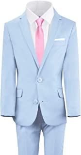 generous fit boys suit