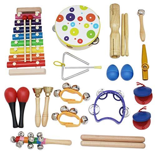 Instrumento musical infantil práctico para niños para amantes de la música