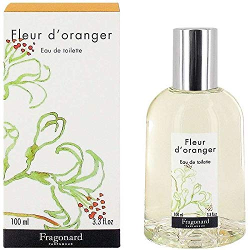 Fragonard Eau de Toilette Fragrance Fleur D'Oranger Eau de Toilette