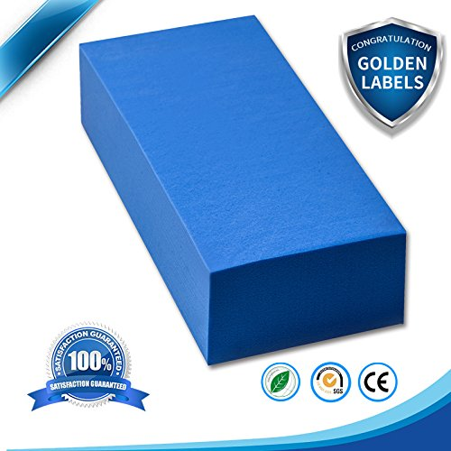 SAUGWUNDER Cleaning Sponge Super Absorbent Water Durable ^~ You Know 17.5×7.5×3.5 cm[6.9 x 3 x 1.38 inches] Use for Household Clean Cars/Boats The dust and Dirt on Furnitures,Bathtubs&etc. (Blue)