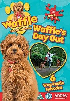 Waffle The Wonder Dog - Waffle's Day Out