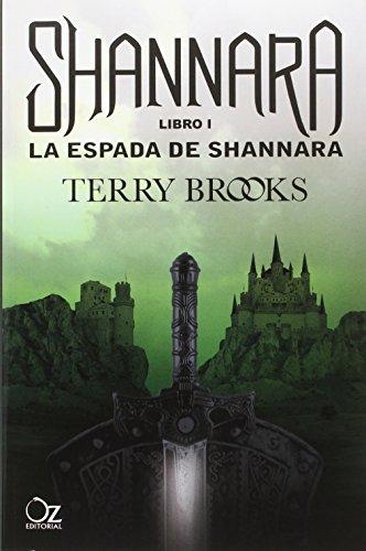 La espada de Shannara (Oz Editorial)