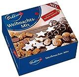 Bahlsen 83200 Mischung weihnachtlicher Gebäcke mit edelherber Schokolade (11%)