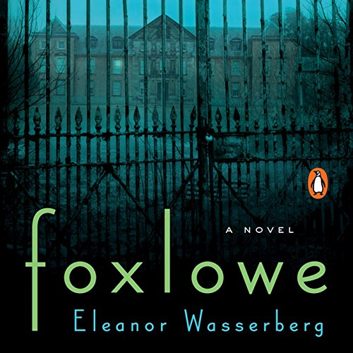 Foxlowe audiobook cover art