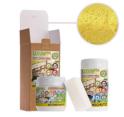 APIFORMES Lixum 10–2 sachets de Lavage, 2 sachets de 200 ML (6m2) Bio Couleur d'abeille