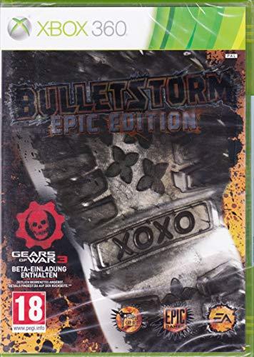 Electronic Arts Bulletstorm: Epic Edition, Xbox 360 Xbox 360 vídeo - Juego (Xbox 360, Xbox 360, Shooter, Modo multijugador, M (Maduro), Soporte físico)