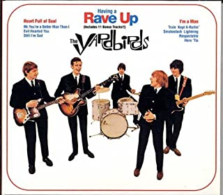 Having A Rave Up by Yardbirds (1999-06-01)