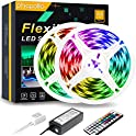 Phopollo 32.8ft Waterproof Led Strip Lights