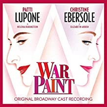 War Paint Original Broadway Cast Recording