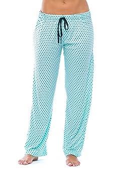 Just Love Women Pajama Pants - PJs - Sleepwear 6332-AQA-M