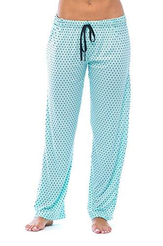 Just Love Women Pajama Pants - PJs - Sleepwear 6332-AQA-L