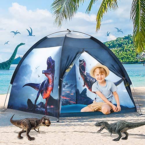 Ai-Uchoice Dinosaur Kids Play Tent Indoor, Children's Dinosaur Kids Play Tent for Boys and Girls as...